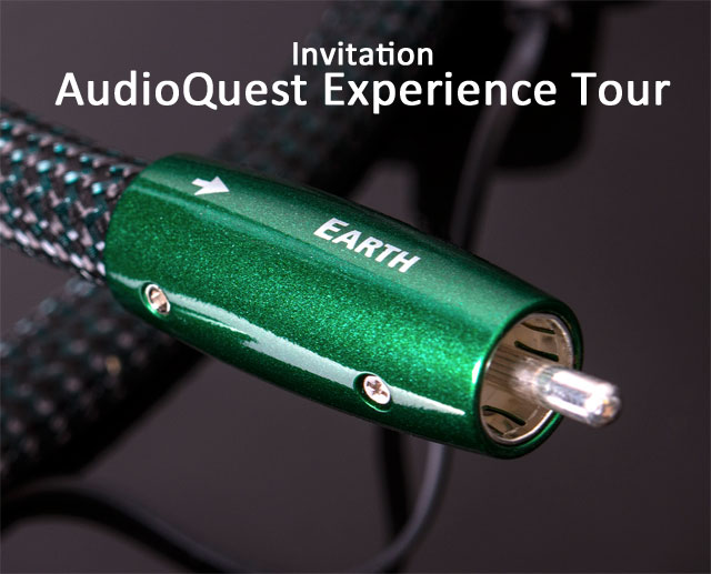 AudioQuest Experience Tour 2019