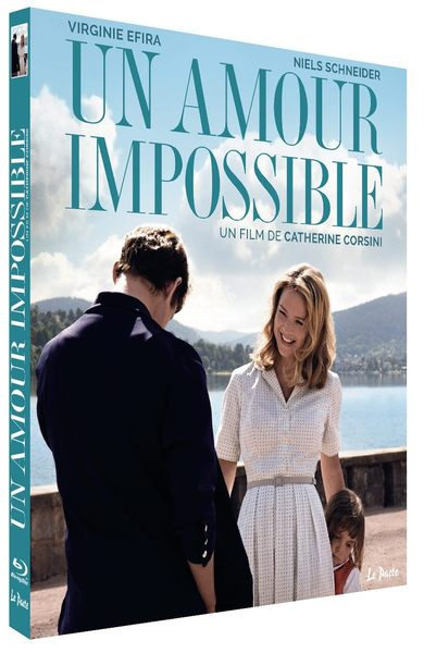 Blu ray Un Amour impossible