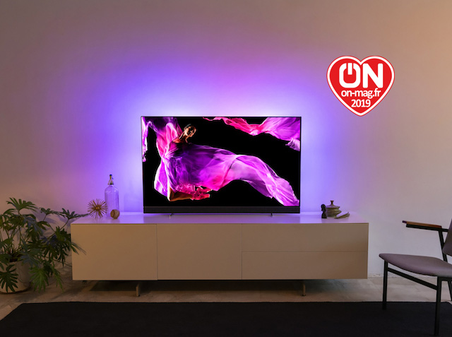 Philips 55OLED903 ON mag Award