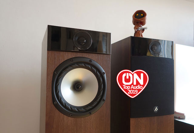 Fyne Audio F302 ON topaudio Award