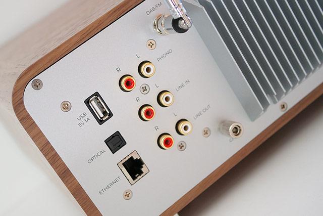 Ruark R5 connexions