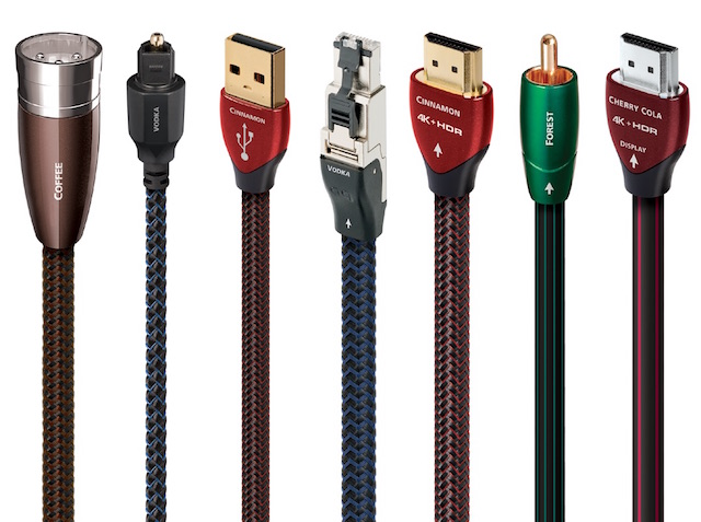 AudioQuest Cables Family