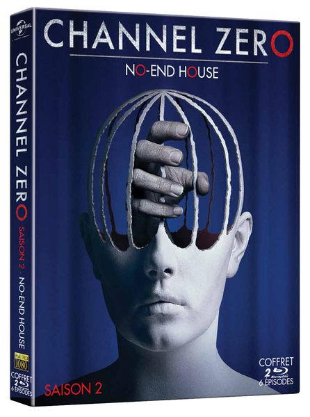 Blu ray Channel Zero House No End House