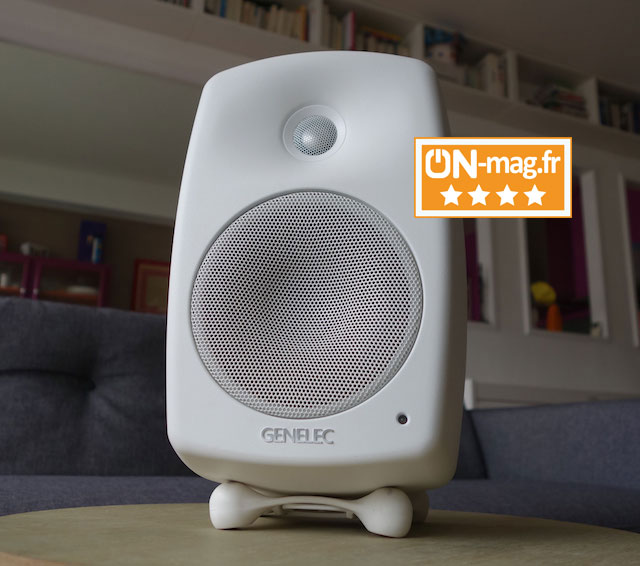 Test Genelec G Three (G3) : des enceintes HiFi actives, issues du monitoring, aux performances sonores extatiques
