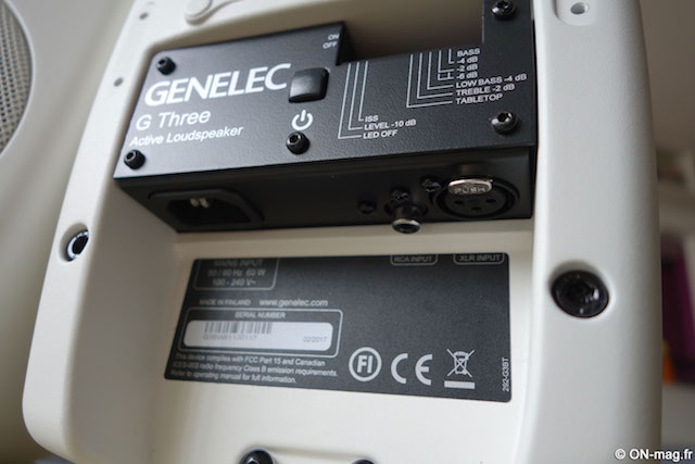 Genelce G Three test ONmagFR 3
