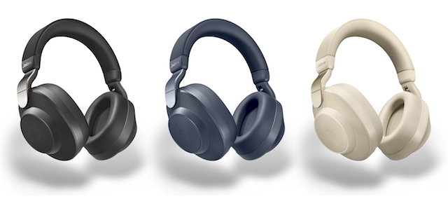 Jabra Elite 85H 3 colours range High res