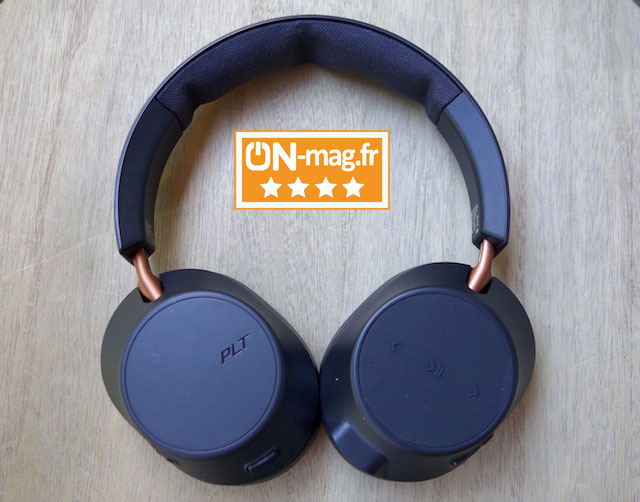 Plantronics BackBeat GO 810 test ONmagFR