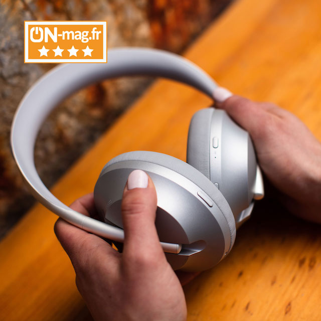Bose Headphones 700 test ON mag