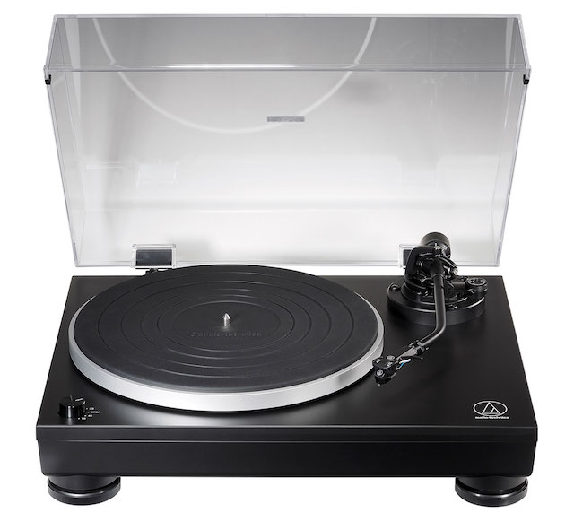 Audio technica at lp5x front
