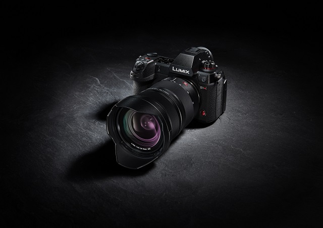 Panasonic S1H news ONmag