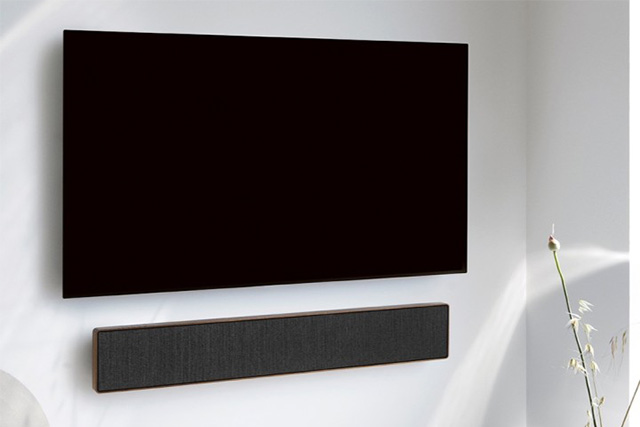 bang olufsen beosound stage tv