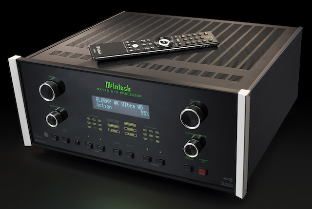 McIntosh MX170 news ONmagFR 2