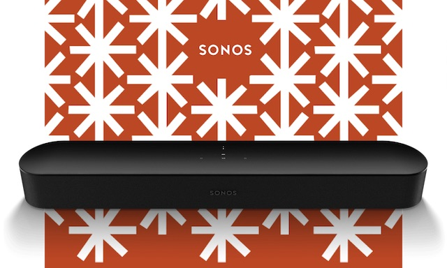 Sonos promo Boxing Week