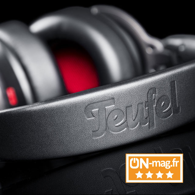 Teufel Real Blue NC test ONmagFr ouverture