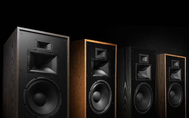 Klipsch Forte III Lifestyle Finishes