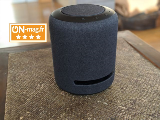 Amazon Echo Studio 1