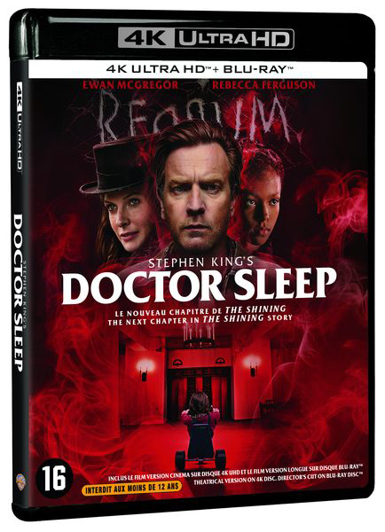 UHD Doctor Sleep