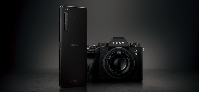 sony xperia 1 ii ouverture 2