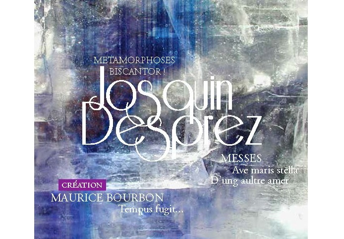 Josquin Desprez messes