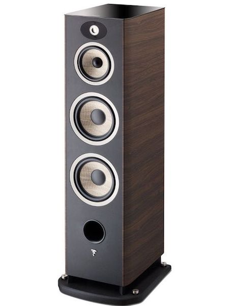 focal aria 948 noyer fonce