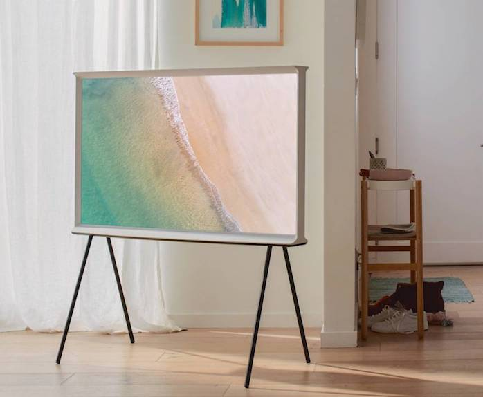 samsung the serif tv