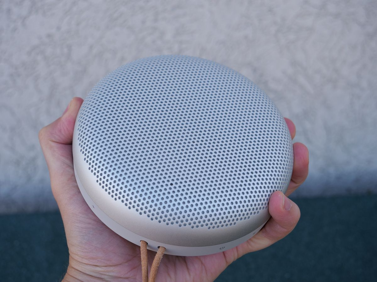 Bang And Olufsen Beoplay A1 2eme Gen 5