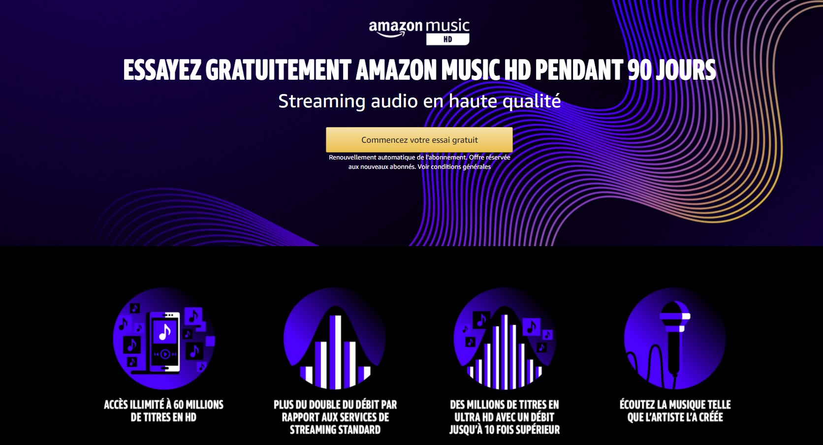 Amazon Music HD ONMag