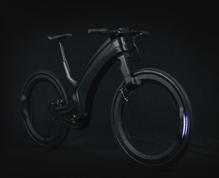 Beno technologies reevo bike