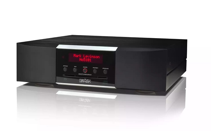Mark Levinson N°5101 : un 3-en-1 audiophile made in USA d'une extrême sobriété