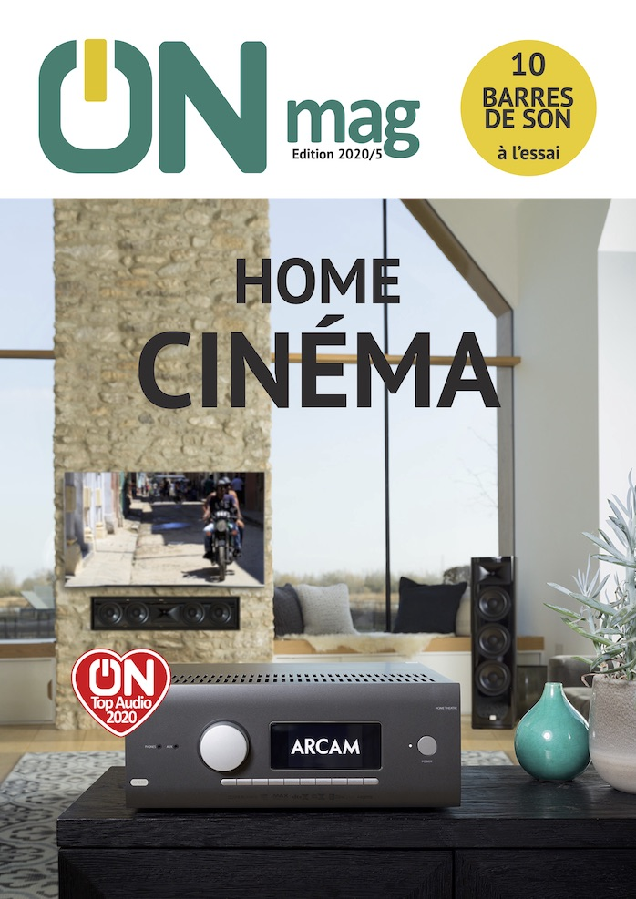 Couv Guide Home Cinema 2020 ONmagFR