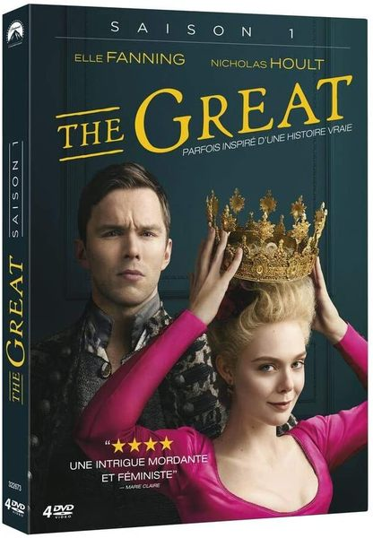 DVD The Great Saison 1