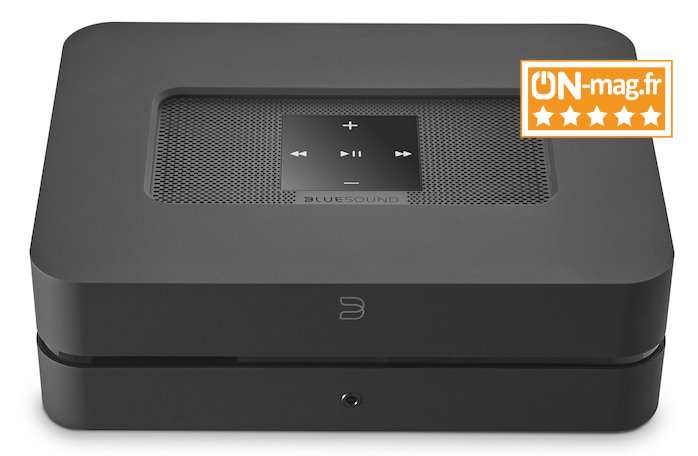 Bluesound Powernode 2i test ONmagFR 1
