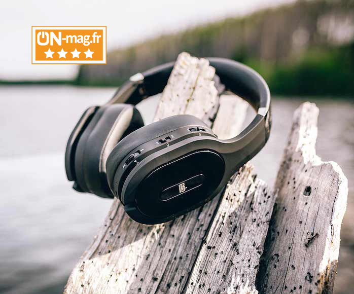 PSB M4U8 Wireless Headphone test ONmagFR