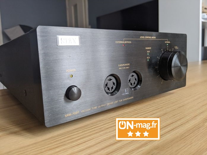 Test Stax SR 009S SRM 700T ONmag 2