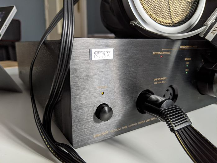 Test Stax SR 009S SRM 700T ONmag 6