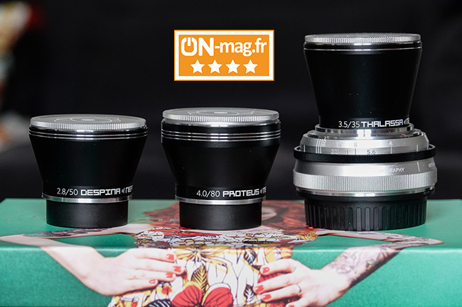 Lomography Neptune Convertible Art Lens System