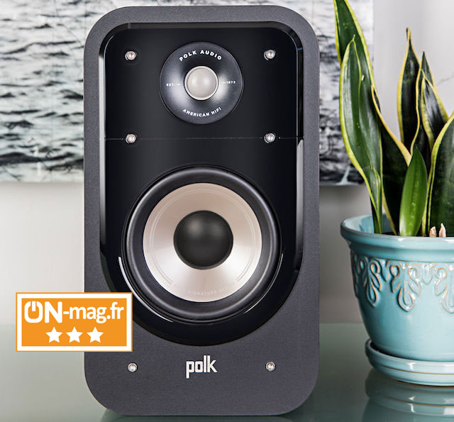 Polk Audio Signature S20e