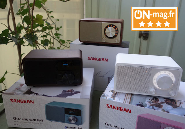 Sangean Guenuine Mini Dab+ DDR-7