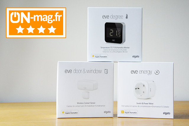 Elgato Eve HomeKit