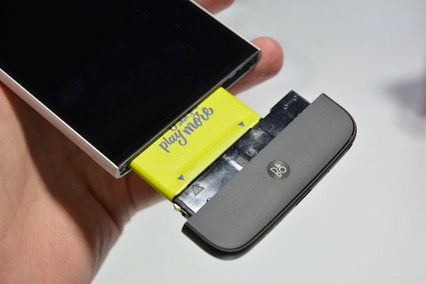 LG lance son nouveau smartphone pour contrer Samsung